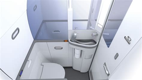 Small Bathroom Design Photos by 737 Advanced Lavatory Aircraft Lavatories Rockwell Collins