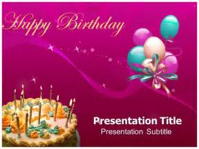 Free Birthday Powerpoint Templates by Happy Birthday Gifts Powerpoint Templates Powerpoint