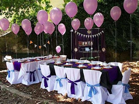 themes for thirteenth birthday party 13th birthday party ideas tips sandy party decorations