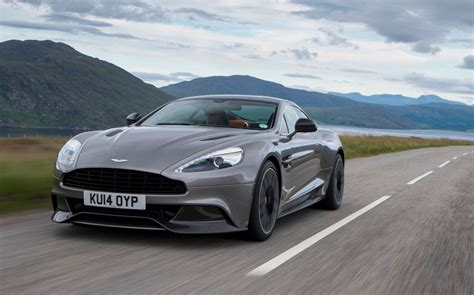 the clarkson review 2015 aston martin vanquish
