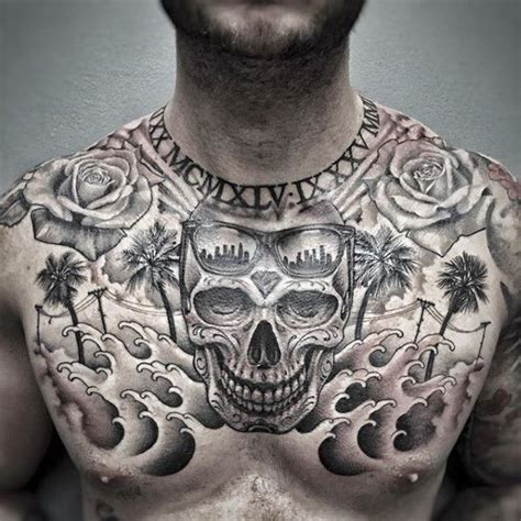 upper chest tattoos 35 best chest drawings images on