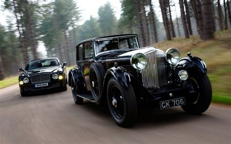 old bentley evolution bentley mulsanne wallpapers and images