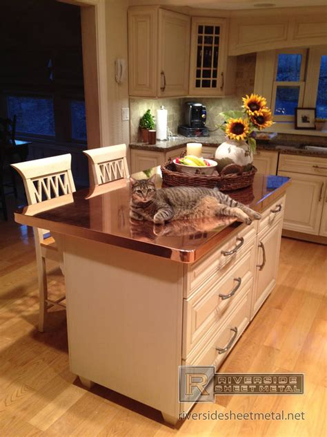 copper kitchen countertops kitchen with copper counter top copper counter tops