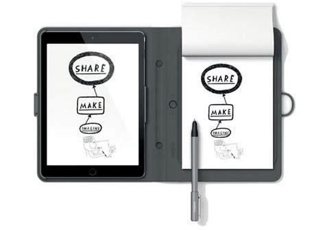 Tablet Untuk Melukis wacom bamboo spark pena pintar menyimpan lakaran pen