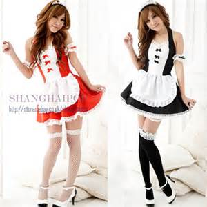 sexy outfits for the bedroom french maid costume black sexy women girl fancy dress