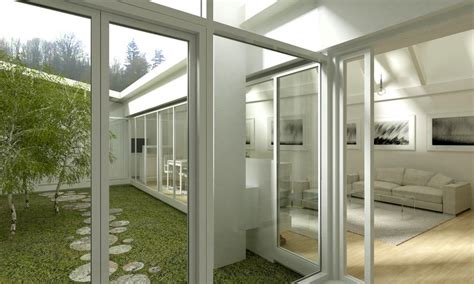 atrium house aeccafe archshowcase solar atrium house by studio alfirevic