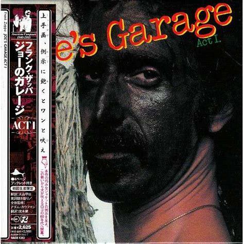 Joe S Garage by Frank Zappa Joe S Garage Acts Ii And Iii Records Lps