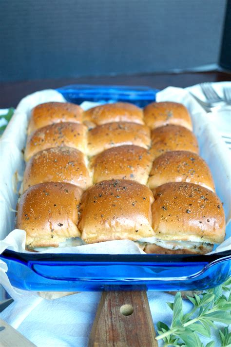 Wich Of The Week Easter Ham Slider by Panini Style Ham And Cheese Sliders The Baking