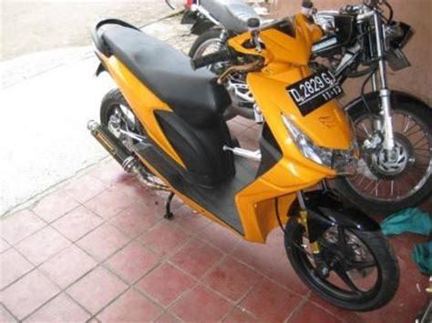 Foto Variasi Motor by Gambar Modifikasi Motor Beat Modification Gambar