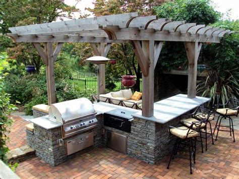 simple outdoor kitchen ideas simple outdoor kitchen ideas outdoor kitchen simple
