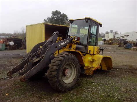 volvo lb foer delarfor parts wheel loaders year   sale mascus usa