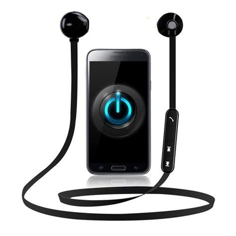 fineblue mate7mini earphone bluetooth black jakartanotebook