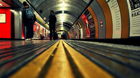 Rasch Wallpaper London Underground Wallpaper Wallpapersafari