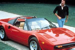 driven by tom selleck on magnum p i to be