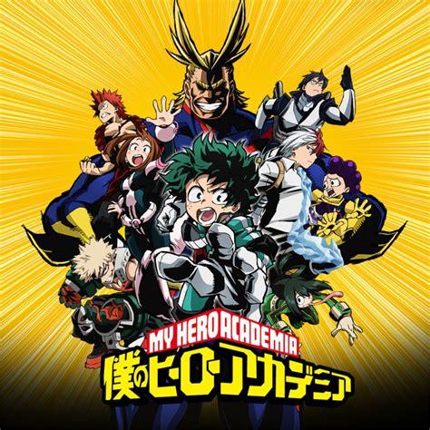 anime list boku no boku no academia season 2 visual teaser