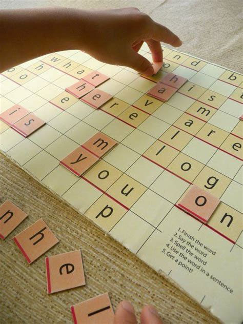 ag scrabble word 17 best images about fundations on student