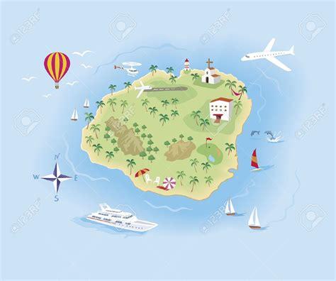 island clip island clipart island map pencil and in color island
