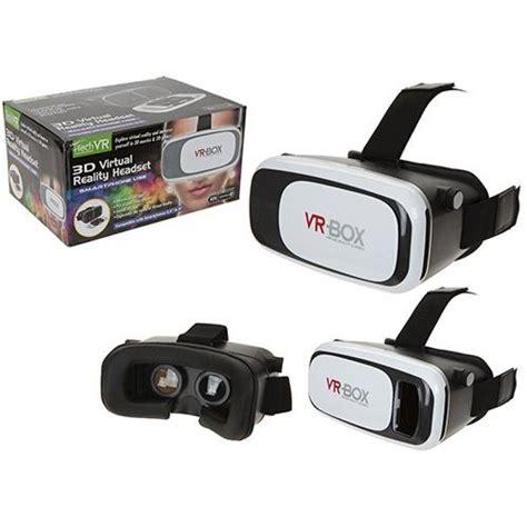 Reality 3d Vr Box 2 0 vr glas 246 gon 3d reality headset vr box 2 0