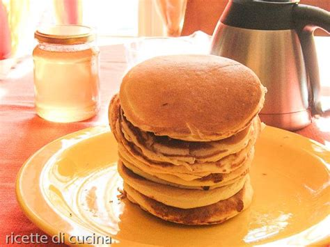 cucinare i pancake ricetta pancakes frittelle americane ricette di cucina