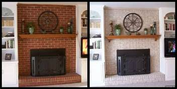 what color should i paint my brick fireplace fireplace decorating my brick painted fireplace is stunning