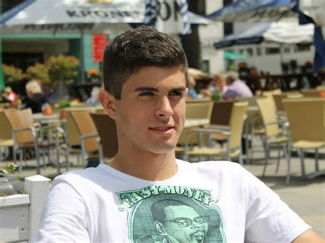 christian pulisic usa team meet christian pulisic the u s soccer team s youngest