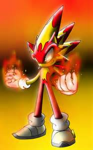 Fire sonic by sweecrue on deviantart