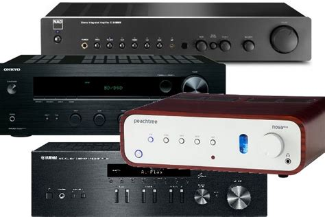 receivers  home stereo systems