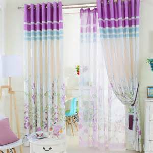 Valance Curtains Patterns Abstract Striped Beautiful Living Room Curtains