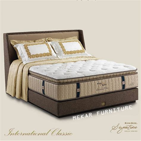 King Koil Grand Classic 160x200 Springbed Kasur king koil mattress home products mekar furniture jual furniture termurah dan