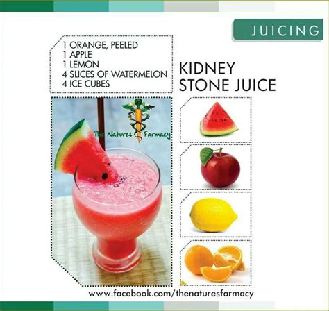 Juicing To Detox Kidneys by Juicing For Kidney Stones Detox Smoothie
