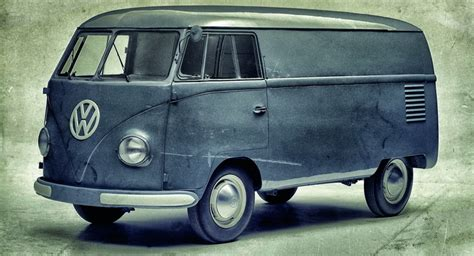 first volkswagen ever made the original vw transporter just turned 65 and it s still