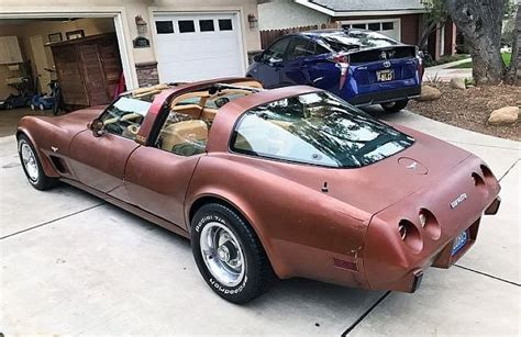 a four door corvette chevrolet made a few in the late