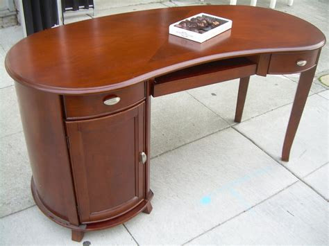 Kidney Shaped Computer Desk Kidney Shaped Desk Design Decoration