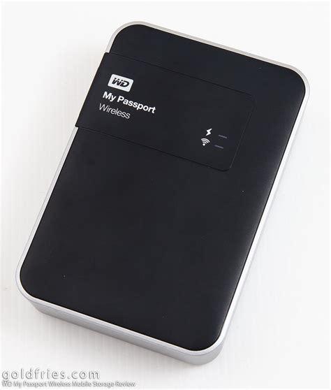 wireless mobile storage wd my passport wireless mobile storage review goldfries