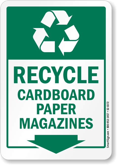 Recycle Paper - recycle paper signs recycle newspaper signs