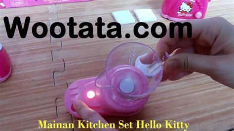 Mainan Anak Hellokitty Skateboard mainan kitchen set anak hello terbaru