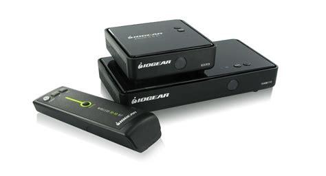 pre image iogear wireless 3d digital kit preview audioholics