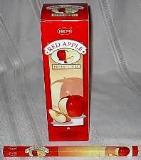 Hem Aple hem apple incense 8 stick