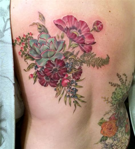 10 awesome succulent tattoo ideas for people who are