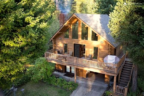 Flathead Lake Montana Cabin Rentals by Log Cabin Rental On Flathead Lake Montana