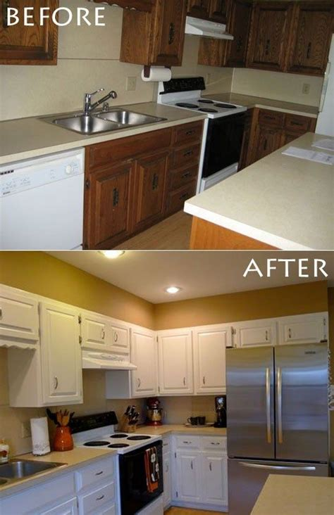 high impact upgrades easy kitchen cabinet makeovers this old house kitchen captivating mobile home kitchen cabinets painted