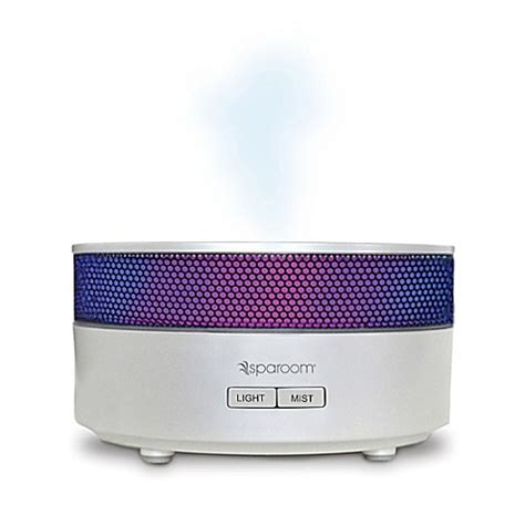 bed bath and beyond aromatherapy buy sparoom 174 aromamist 174 ultrasonic aroma diffuser and