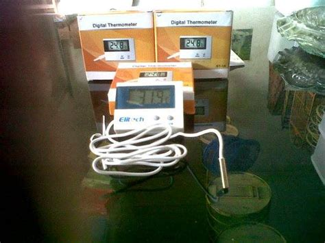 Termometer Celup maju bersama poultry shop
