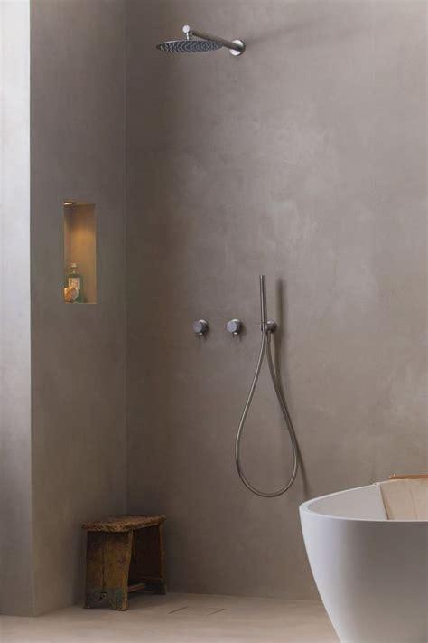 innenarchitektur badezimmer 4119 die besten 25 beton cire ideen auf edelstahl