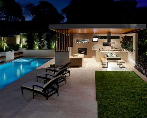 contemporary outdoor spaces best 25 barbecue area ideas on barbecue ideas