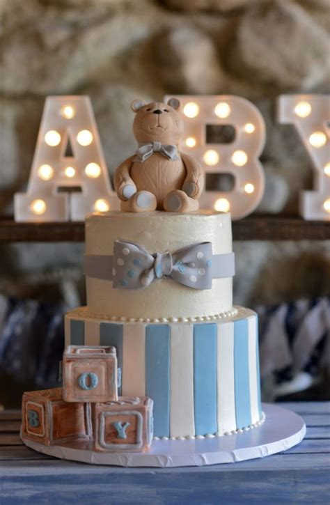 Baby Boy Images For Baby Shower by Vintage Boy Baby Shower Cakes Www Pixshark Images