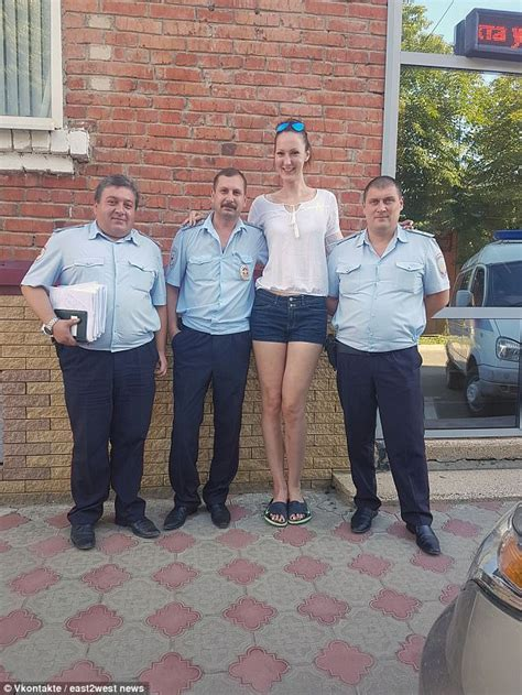 complicated situation longest article ever forums 6ft 9in russian model with the longest legs in the world