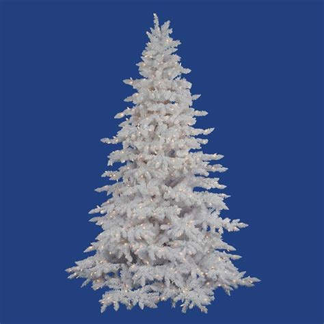 10 foot alim white christmaa tree 33 best flocked frosted trees images on artificial trees artificial