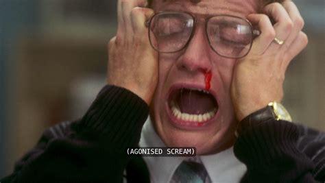 Scream Meme - agonized scream reaction images know your meme