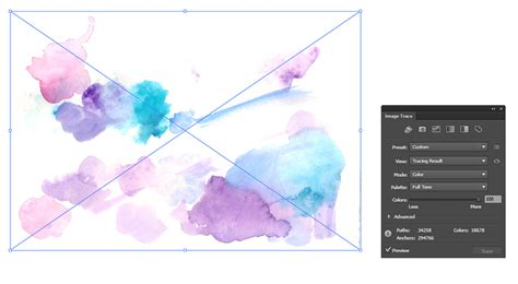 adobe illustrator watercolor pattern how to create a watercolor texture in adobe illustrator